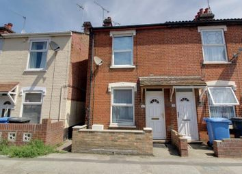 Thumbnail 3 bed terraced house to rent in Bramford Lane, Ipswich