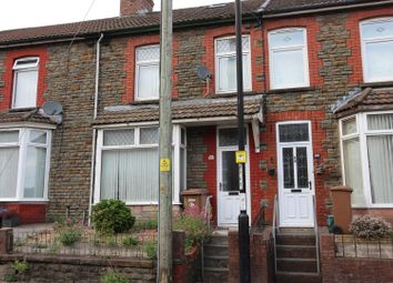 Thumbnail 3 bed terraced house for sale in Thomas Street, Abertridwr, Caerphilly