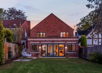 Thumbnail 6 bed detached house for sale in Hill Lane, Bassetts Pole, Sutton Coldfield