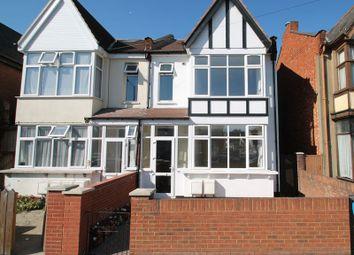 Thumbnail 3 bed flat for sale in Locket Road, Wealdstone, Harrow