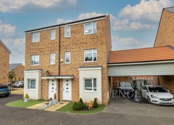3 bed semi-detached house for sale in Martin Hunt Drive, Stanway, Colchester CO3