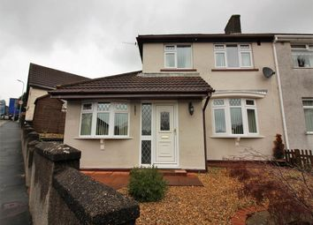 Thumbnail 3 bed semi-detached house for sale in Graig Park Villas, Malpas, Newport
