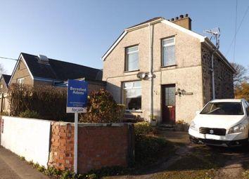 Thumbnail 3 bed link-detached house for sale in Llangybi, Pwllheli, Gwynedd