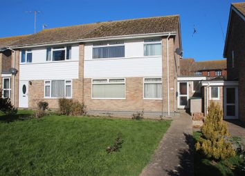 Thumbnail 3 bed semi-detached house for sale in Summersby Close, Seaton
