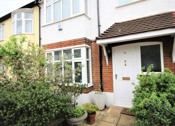Thumbnail 4 bed terraced house to rent in Caesar's Walk, London