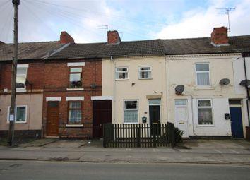 3 bed terraced house for sale in Branston Road, Branston, Burton-On-Trent DE14