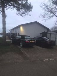 Thumbnail 2 bed mobile/park home for sale in Lake View, Barholm Road, Tallington