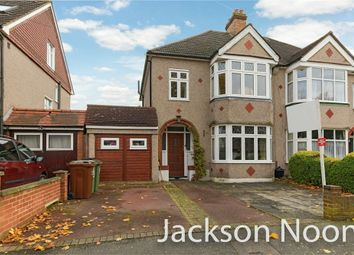 3 bed semi-detached house for sale in Hill Crescent, Worcester Park KT4