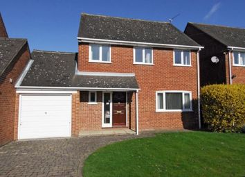 Thumbnail 4 bed detached house to rent in Grimms Meadow, Walters Ash, High Wycombe