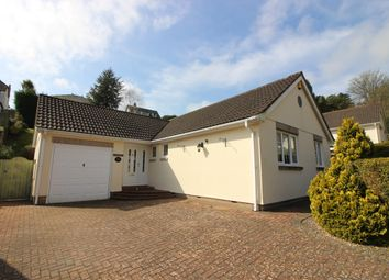 Thumbnail 3 bed detached bungalow for sale in Holly Water Close, Torquay