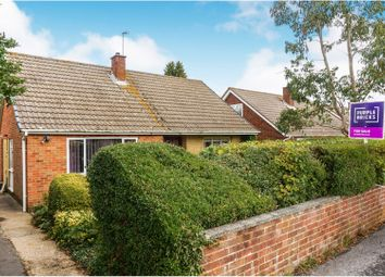 Thumbnail 4 bed detached bungalow for sale in Fern Road, Hythe, Southampton