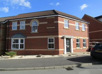 Thumbnail 4 bedroom detached house for sale in Heron Drive, Gainsborough