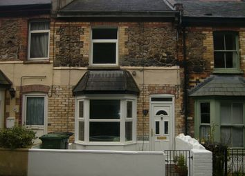 Thumbnail 2 bedroom town house to rent in Slade Road, Ilfracombe