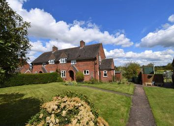 Thumbnail 3 bed semi-detached house for sale in Stableford Road, Ackleton, Wolverhampton