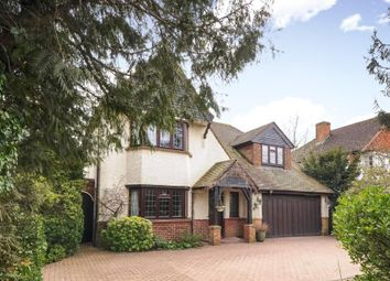 Thumbnail Detached house for sale in Virginia Water, Surrey