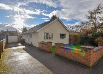 Thumbnail 2 bed detached bungalow for sale in Orchard Close, Sutton Bonington, Loughborough