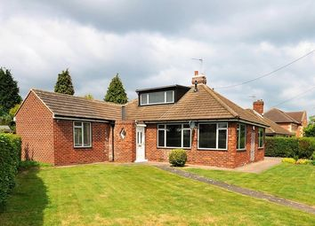 Thumbnail 3 bed detached bungalow for sale in Slay Pit Lane, Hatfield, Doncaster