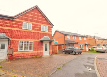 3 bed town house for sale in Kintyre Drive, Sinfin, Derby DE24