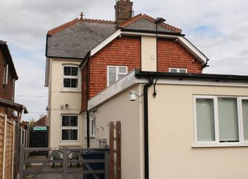 Thumbnail 3 bed maisonette to rent in Portsmouth Road, Milford