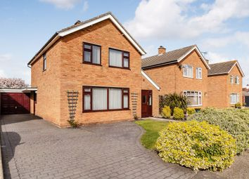 Thumbnail 3 bed detached house for sale in Conway Close, Felixstowe, Suffolk