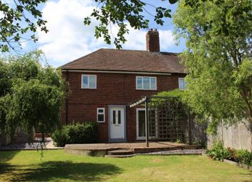 Thumbnail 3 bed semi-detached house for sale in Newcome Road, Farnham
