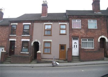 Thumbnail 3 bed terraced house to rent in Loscoe Road, Heanor
