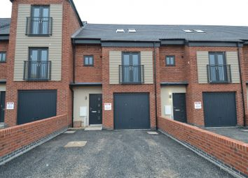 Thumbnail 3 bed town house to rent in Great Central Square, Great Central Road, Loughborough
