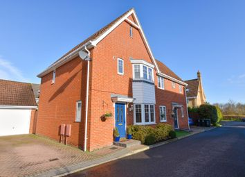 Thumbnail 3 bed semi-detached house for sale in Acacia Drive, Dunmow