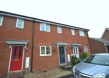 Thumbnail 2 bed terraced house for sale in Mountbatten Drive, Old Catton, Norwich