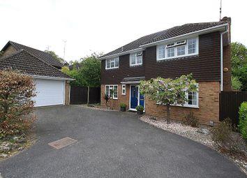 Thumbnail 4 bedroom detached house for sale in Bloomsbury Way, Blackwater, Camberley, Surrey