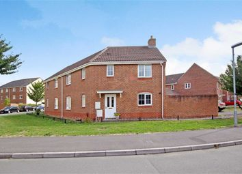 Thumbnail 3 bedroom semi-detached house for sale in Dragonfly Road, Swindon, Wiltshire