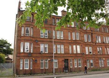 Thumbnail 1 bed flat for sale in Hawthorn Street, Glasgow