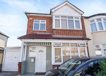 Thumbnail 3 bed end terrace house for sale in Edgehill Road, Mitcham