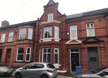 Thumbnail 7 bed terraced house for sale in Ampthill Road, Aigburth, Liverpool