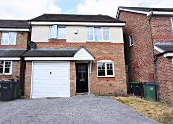Thumbnail 3 bed detached house for sale in Edelweiss Close, Walsall