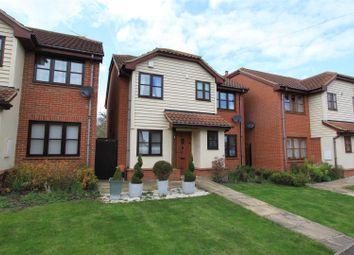 Thumbnail 4 bed detached house for sale in Bird Court, Colliers End, Ware