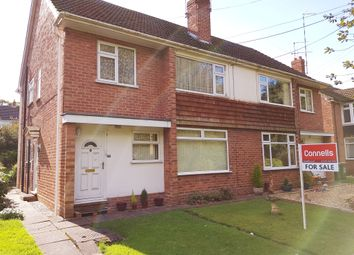 Thumbnail 2 bed maisonette for sale in Carding Close, Coventry