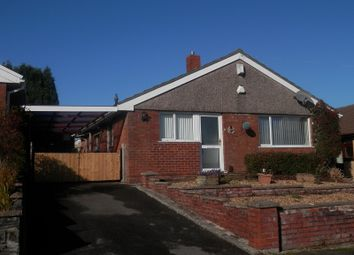 Thumbnail 3 bed bungalow to rent in Pen Yr Yrfa, Morriston, Swansea