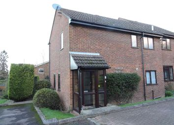 Thumbnail 2 bed end terrace house to rent in Greville Court, Bookham, Leatherhead