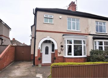 Thumbnail 3 bed semi-detached house for sale in St. Anns Avenue, Grimsby