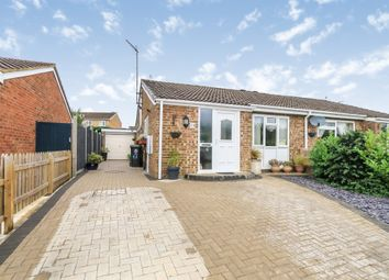 Thumbnail 2 bed semi-detached bungalow for sale in Nene Close, Raunds, Wellingborough