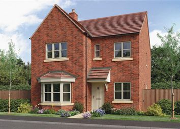 "Thumbnail 4 bedroom detached house for sale in ""Calver"" at Broad Marston Lane, Mickleton, Chipping Campden"