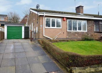 Thumbnail 2 bedroom semi-detached bungalow for sale in Delaney Drive, Parkhall, Stoke-On-Trent