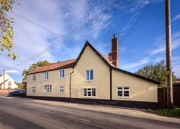 Thumbnail 5 bedroom detached house for sale in Garboldisham, Diss