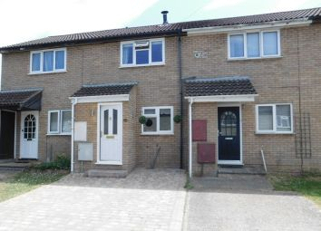 Thumbnail 2 bed terraced house for sale in Icknield Way, Baldock, Herts