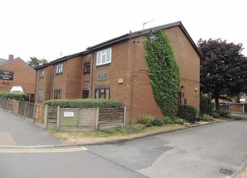 Thumbnail 2 bed flat for sale in Buxton Road, Great Moor, Stockport