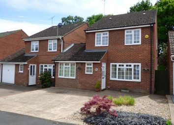 Thumbnail 3 bed link-detached house for sale in Cotswold Close, Farnborough