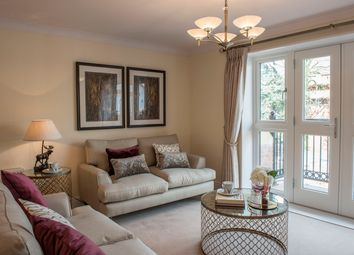 Thumbnail 2 bed flat for sale in 50 Chamberlain Place, Audley St George's Place, 2 Church Road, Edgbaston