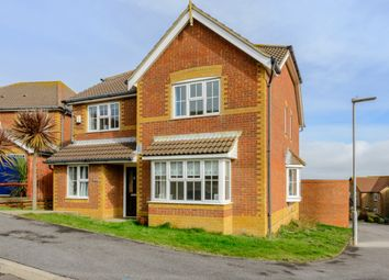 Thumbnail 4 bedroom detached house for sale in Court Farm Road, Newhaven, East Sussex