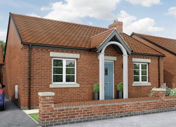Thumbnail 2 bed bungalow for sale in The Woodcote, Moira, Leicestershire